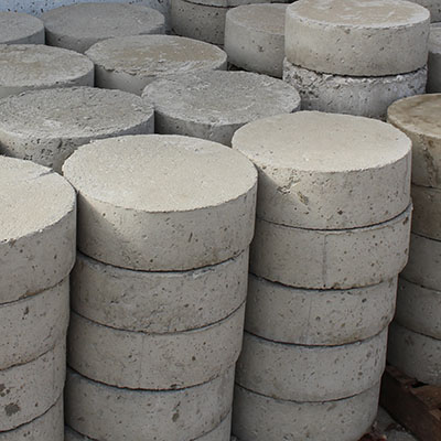 Concrete Pads Round Concrete Products