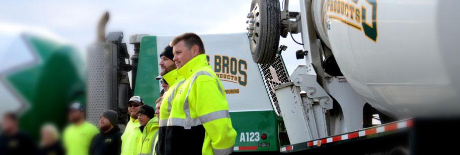 Adams Bros  Concrete Products - Zanesville, Ohio - Ordering