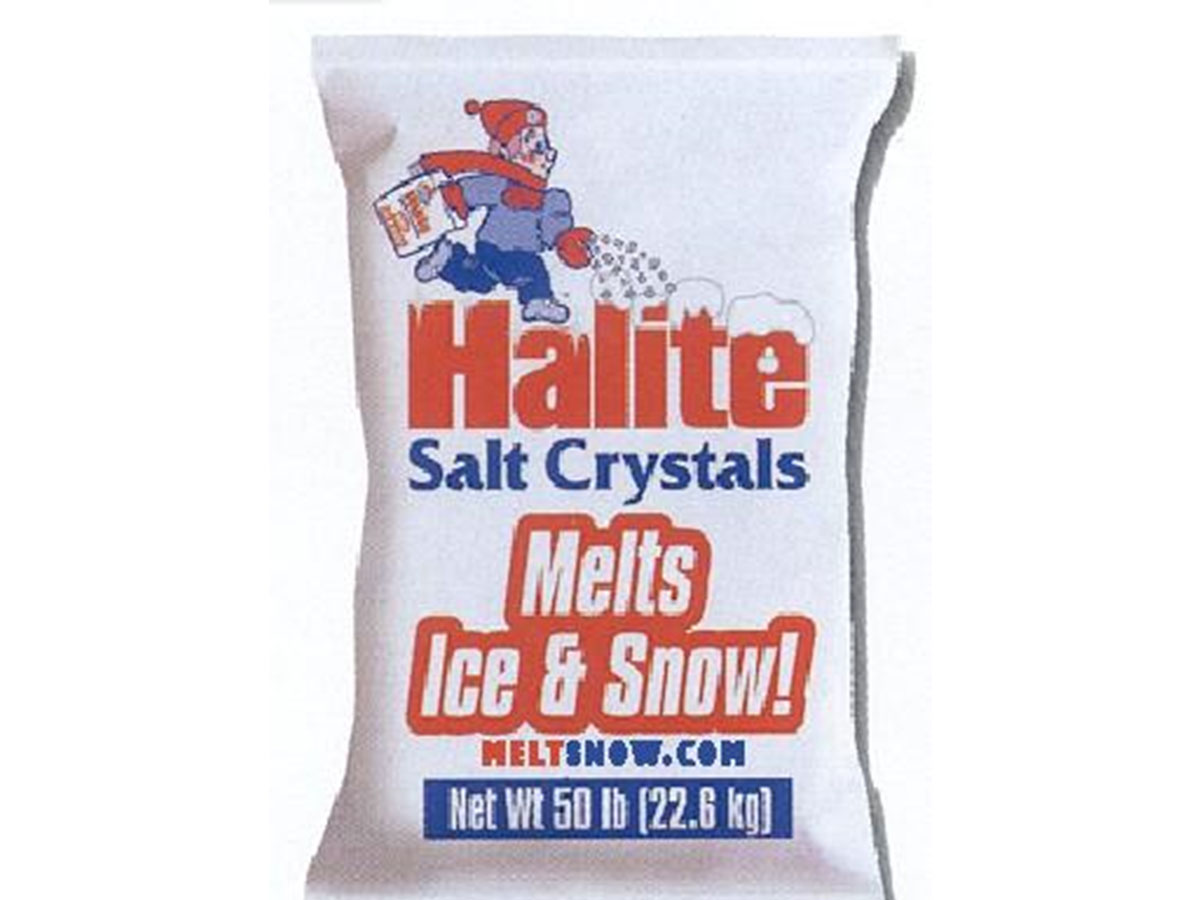 Zemba Bros Rock Salt Melt Snow Ice Melt Now
